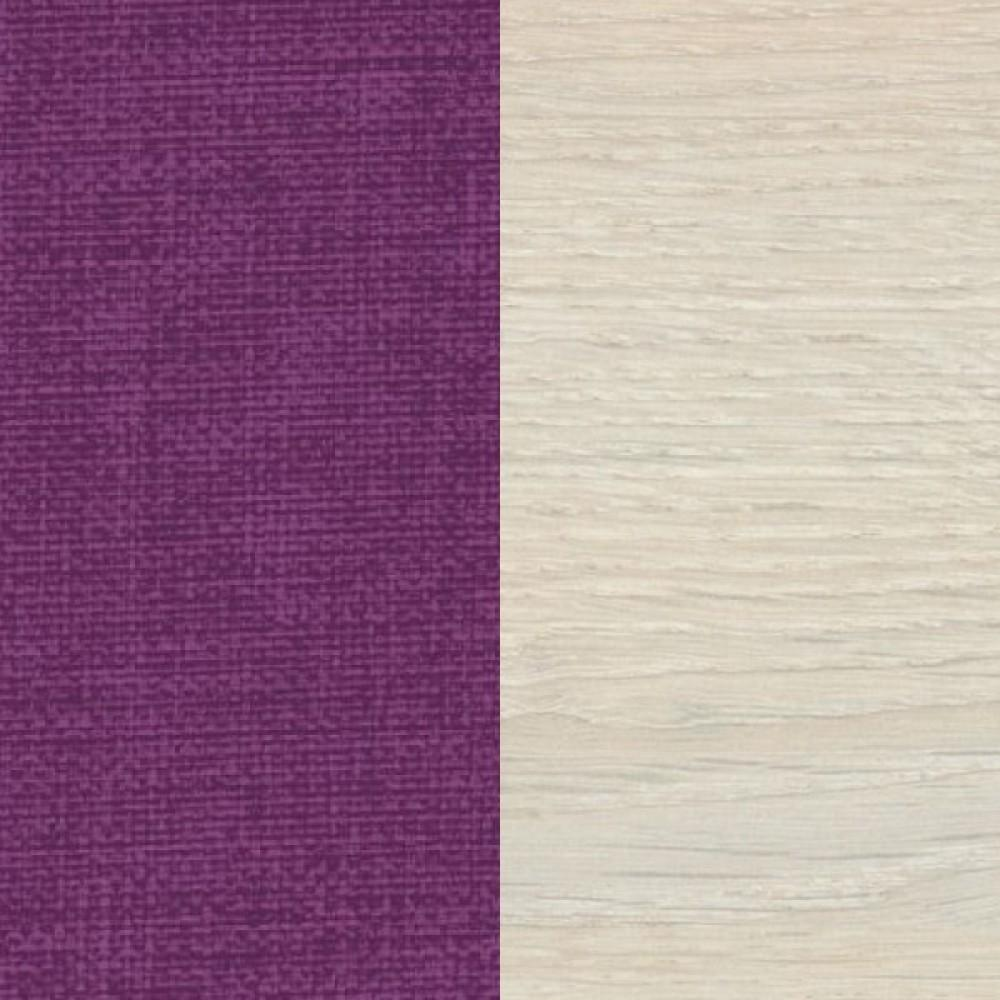 ЛДСП дуб шамони + ткань Savana Berry