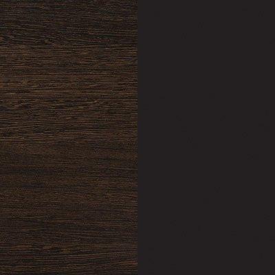 Дуб Венге с черным