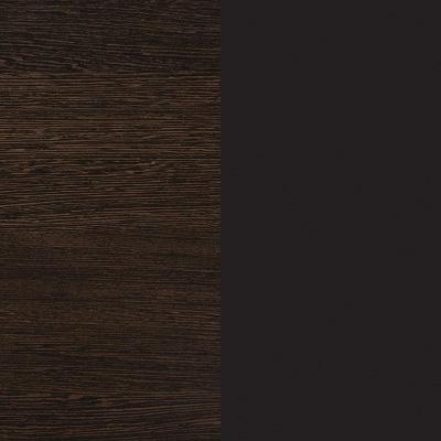ЛДСП, Дуб Венге с черным