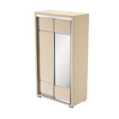 Шкаф 2х дв Orma Soft 2 (1 зеркало)