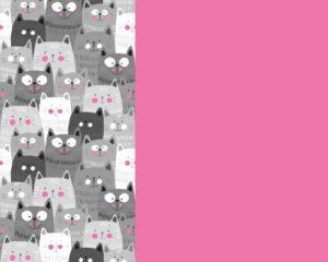 Симпл Коты 1/Симпл Розовый