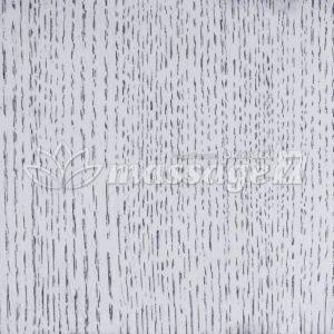 Белая эмаль с черной патиной
