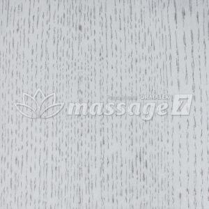 Белая эмаль с серой патиной