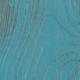 Голубая эмаль с бежево-коричневой патиной 2